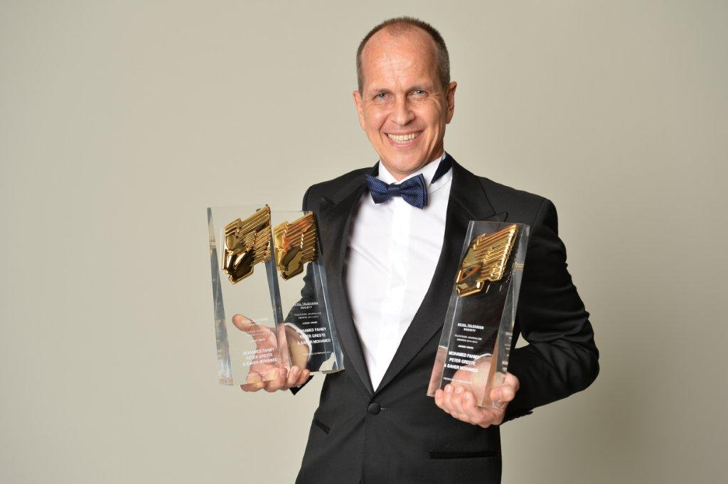 Peter Greste RTS