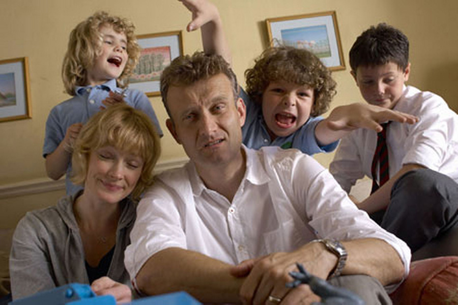 Outnumbered, BBC One