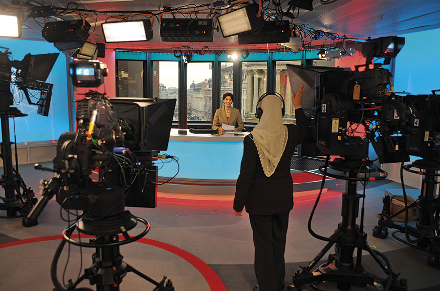 BBC Persian, part of the World Service