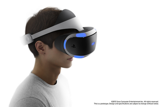 eea2b04c2ca4 Sony Playstation VR (Formerly Project Morpheus). This fittingly named  headset ...
