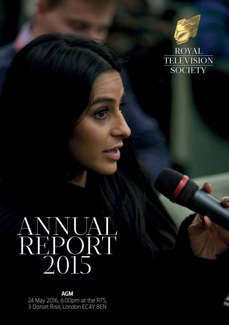 RTS Annual report 2015