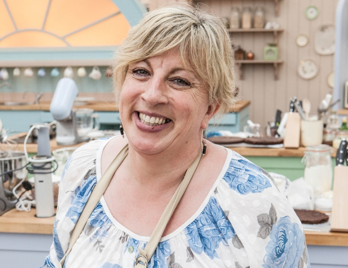 Sandy, The Great British Bake Off