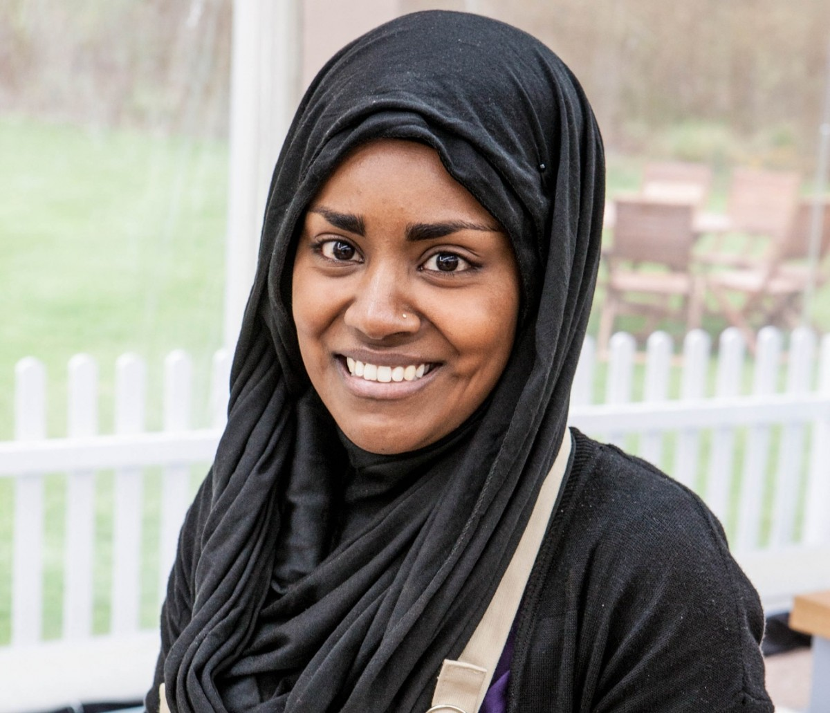 Nadiya, The Great British Bake Off