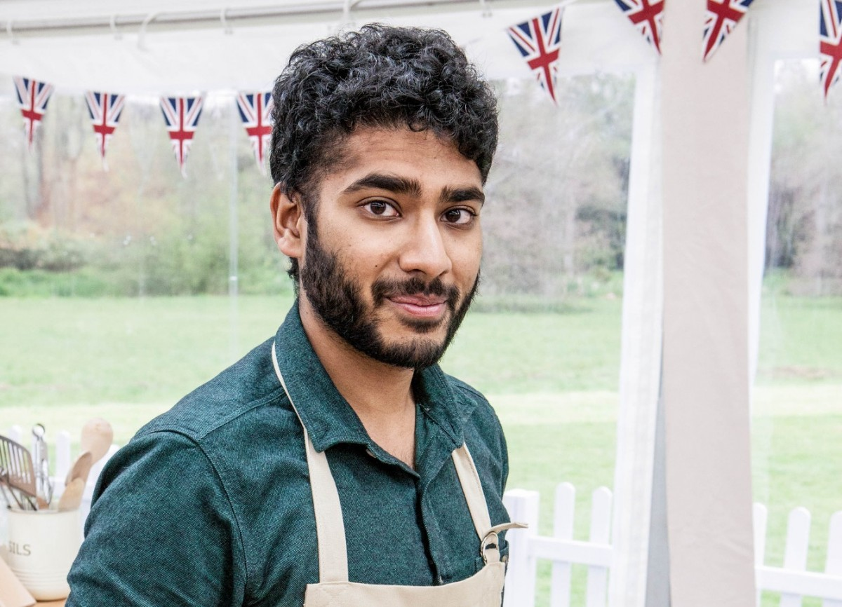 Tamal, The Great British Bake Off