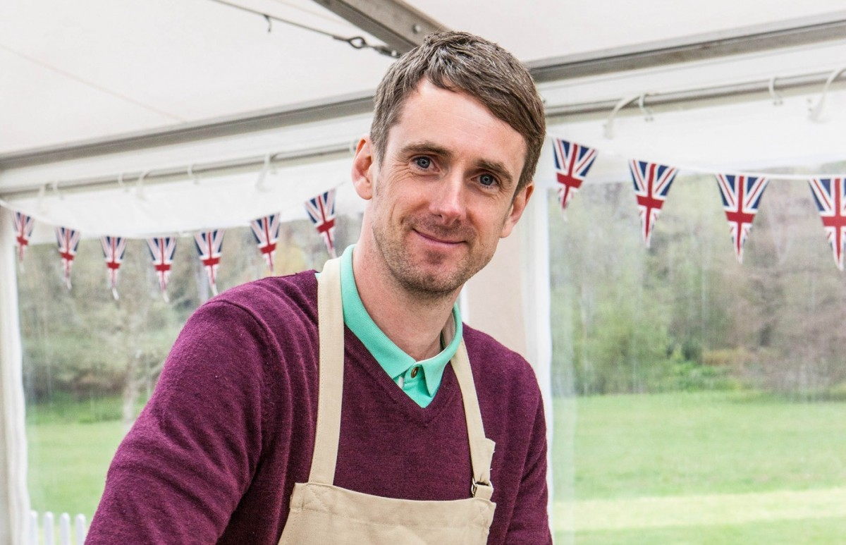 Mat, The Great British Bake Off