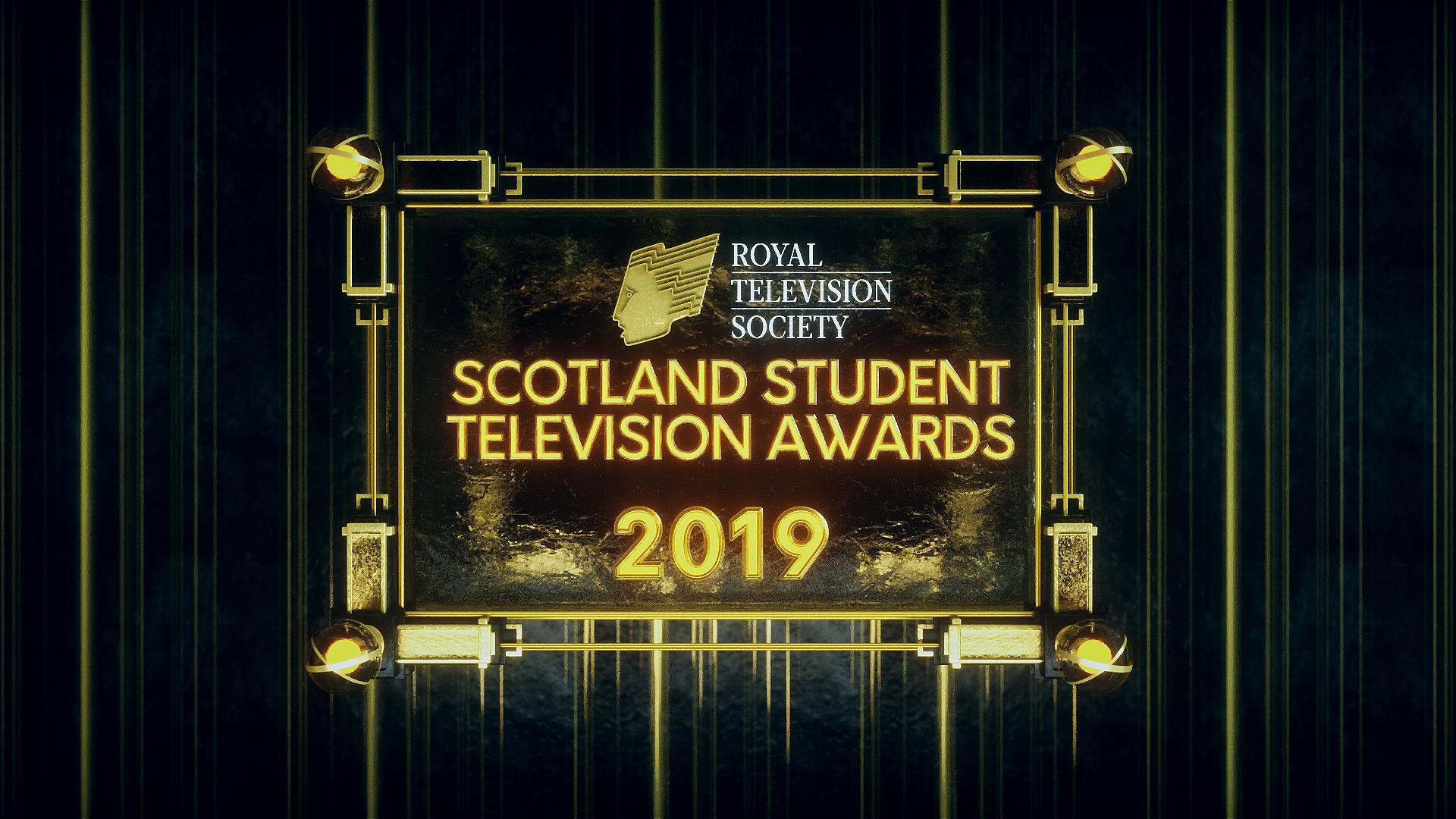RTS Scotland Student Television Awards 2019 | Royal