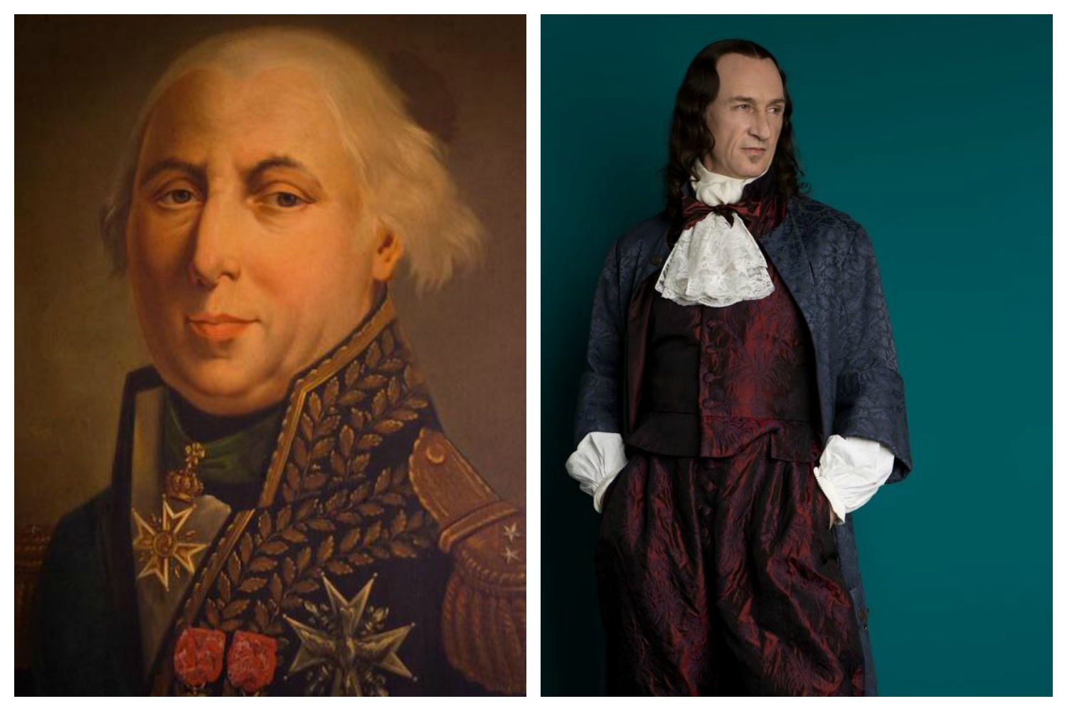Who's who in Versailles S1-3? A guide to the French court