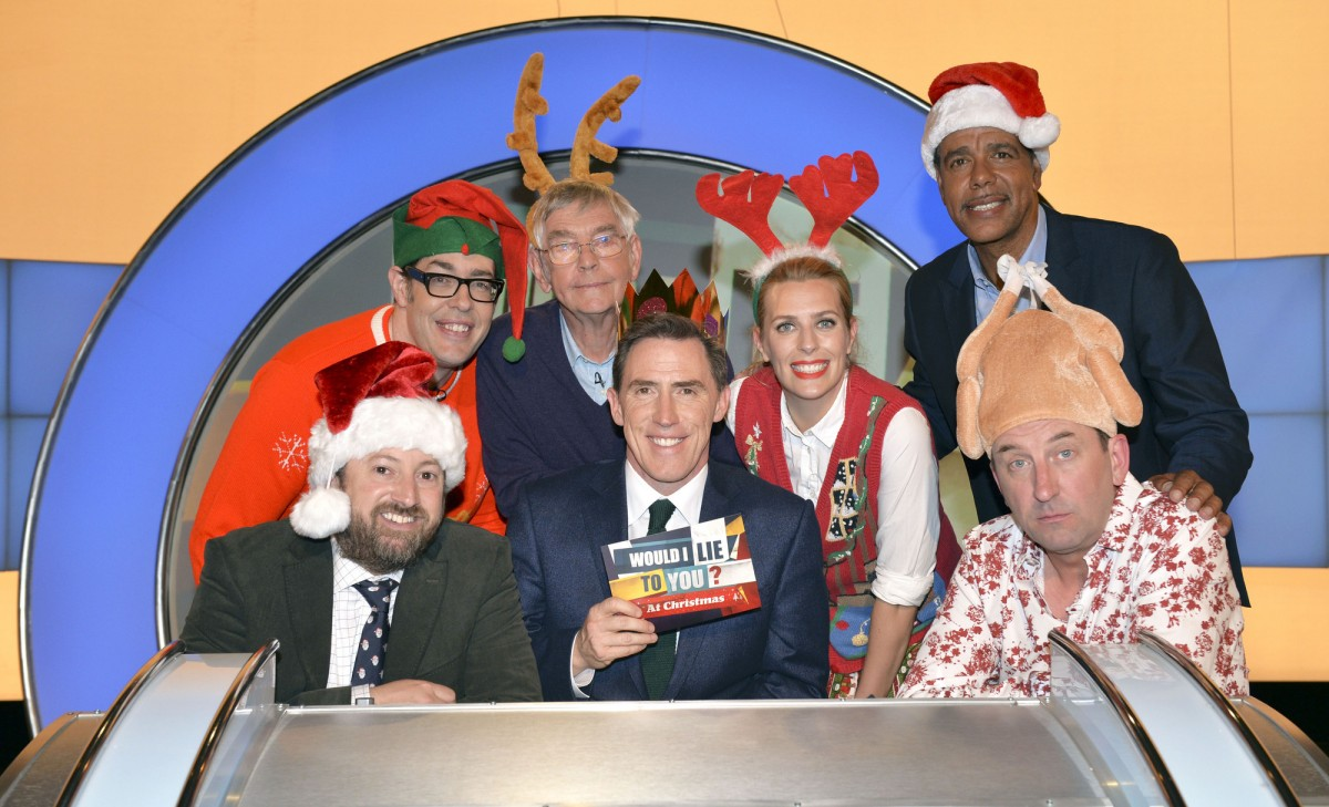 Would I Lie to You Xmas BBC 1