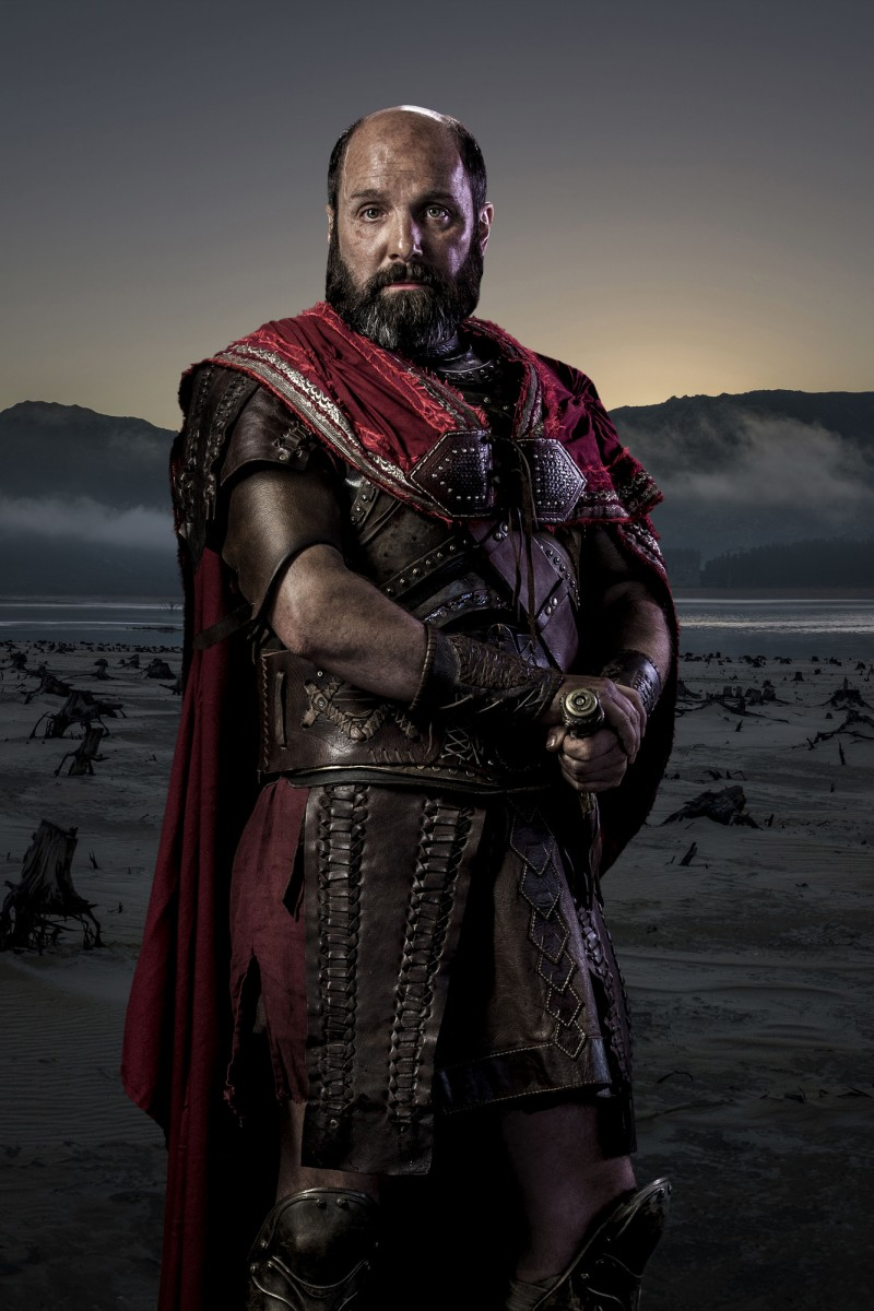 how agamemnon was portrayed in the movie troy The movie, helen of troy revolves  wanted to bring helen back to sparta so he seeks for partnership with his brother agamemnon not being portrayed.