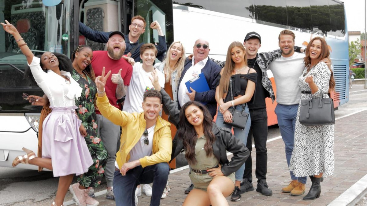 Celebrity Coach Trip (Credit: Channel 4)