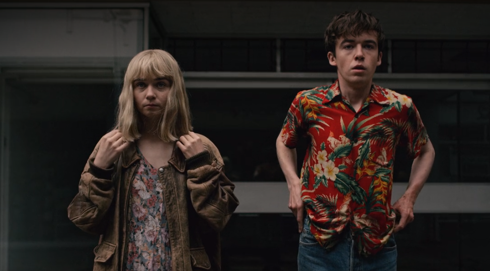 End of the f***ing World (Credit: Netflix)