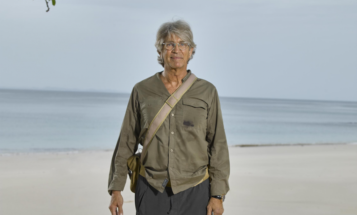 Eric Roberts (Credit: Channel 4)