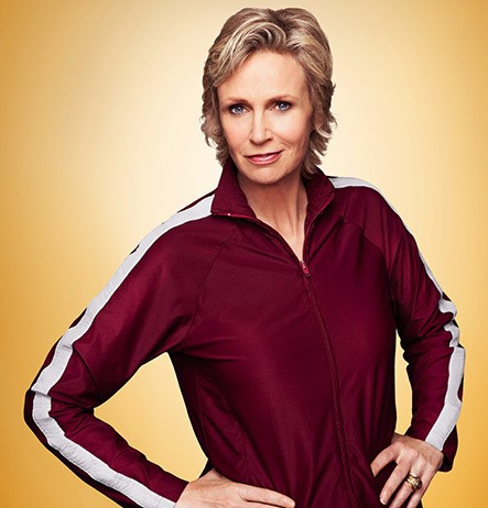 Sue Sylvester (Jane Lynch) (Credit: Tommy Garcia/Fox)
