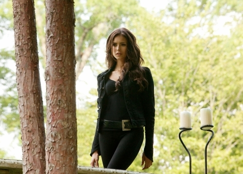 Katherine Pierce (Nina Dobrev) (Credit: Annette Brown/The CW