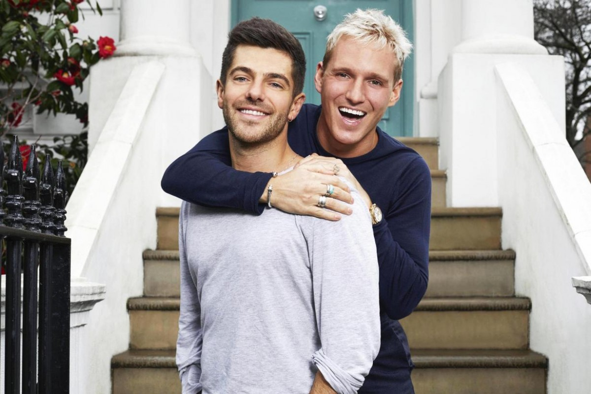 Alex Mytton and Jamie Laing (Credit: Channel 4)