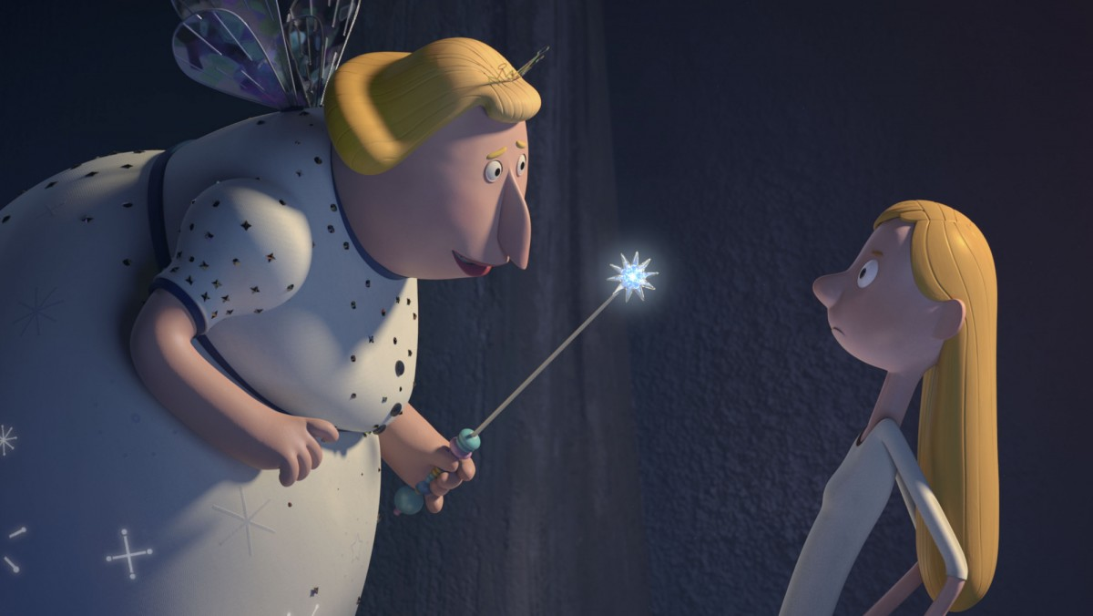 Revolting Rhymes BBC One