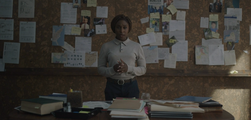 Cynthia Erivo (Credit: Sky Atlantic)