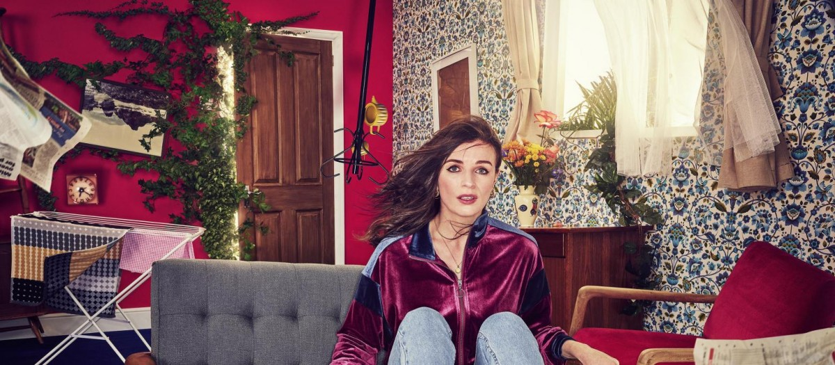 Aisling Bea in This Way Up (Credit: Channel 4)