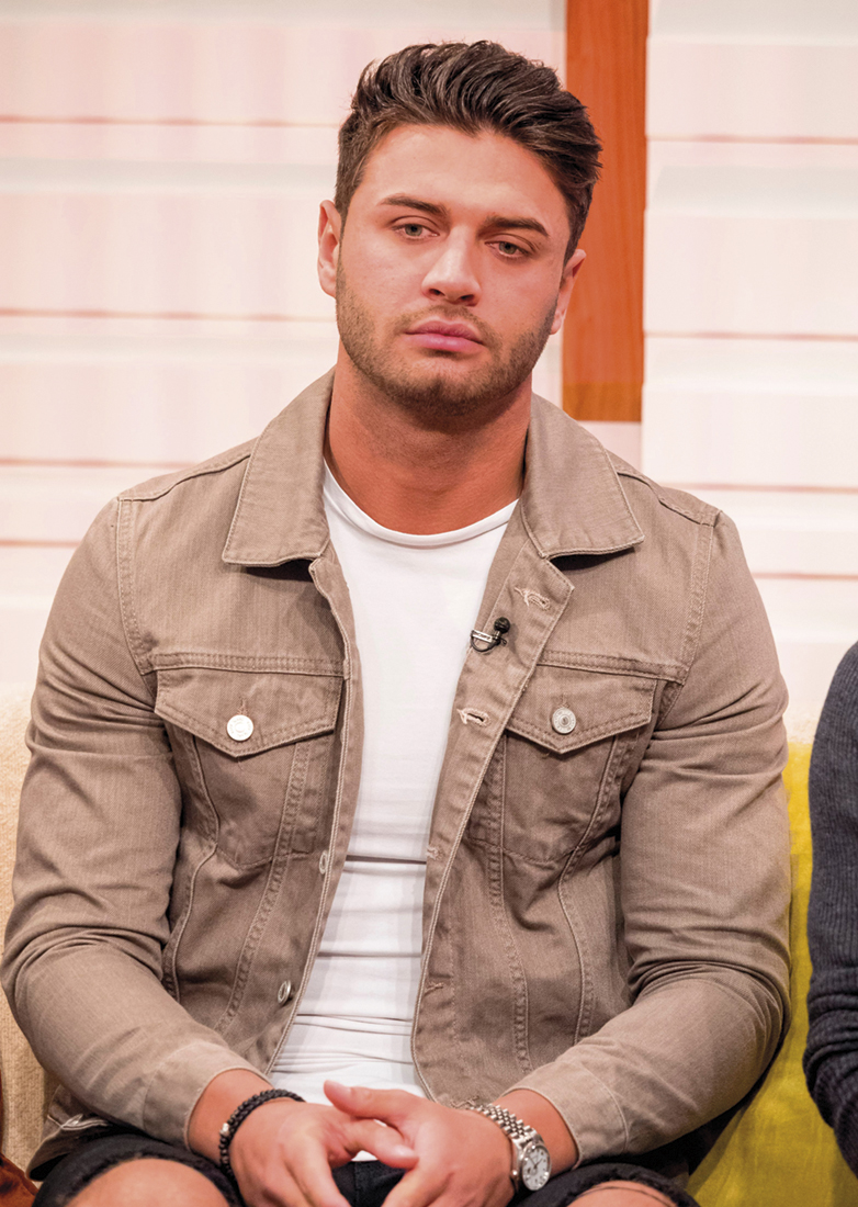 Mike Thalassitis appeared in Love Island (Credit: Rex Features)