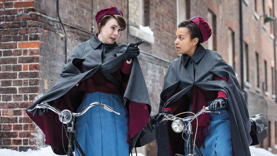 Call The Midwife (Credit: BBC)