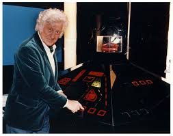 Jon Pertwee as the third Doctor. Credit: Archives New Zealand