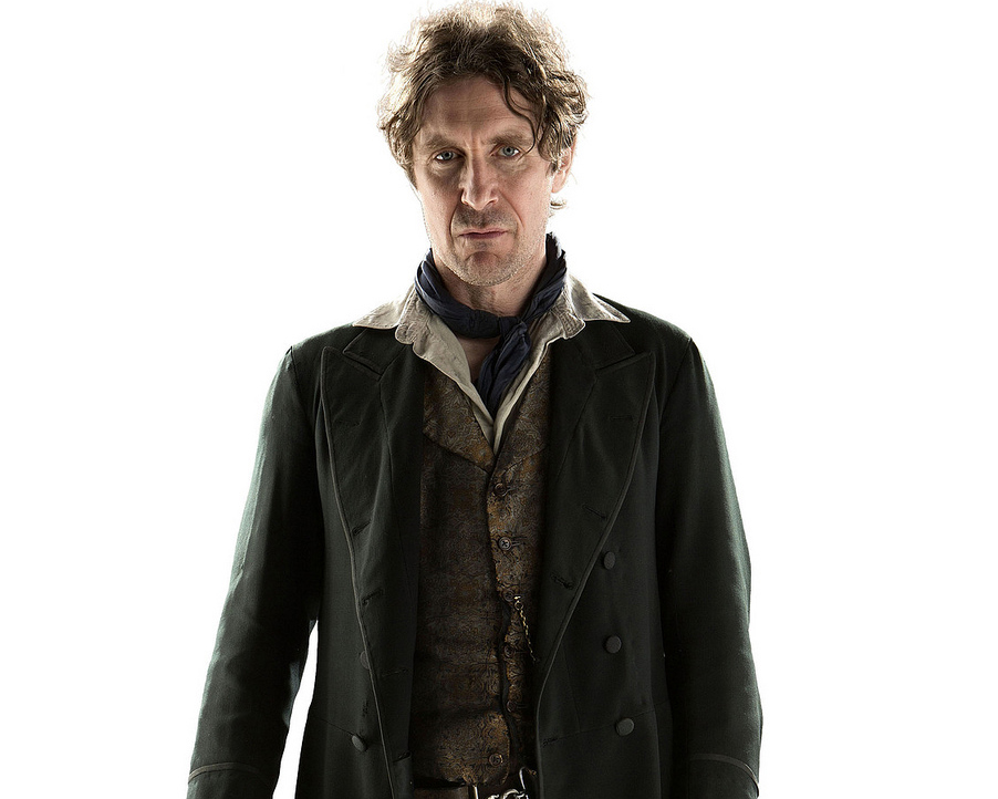Paul McGann in The Day of the Doctor. Credit: BBC, Adrian Rogers