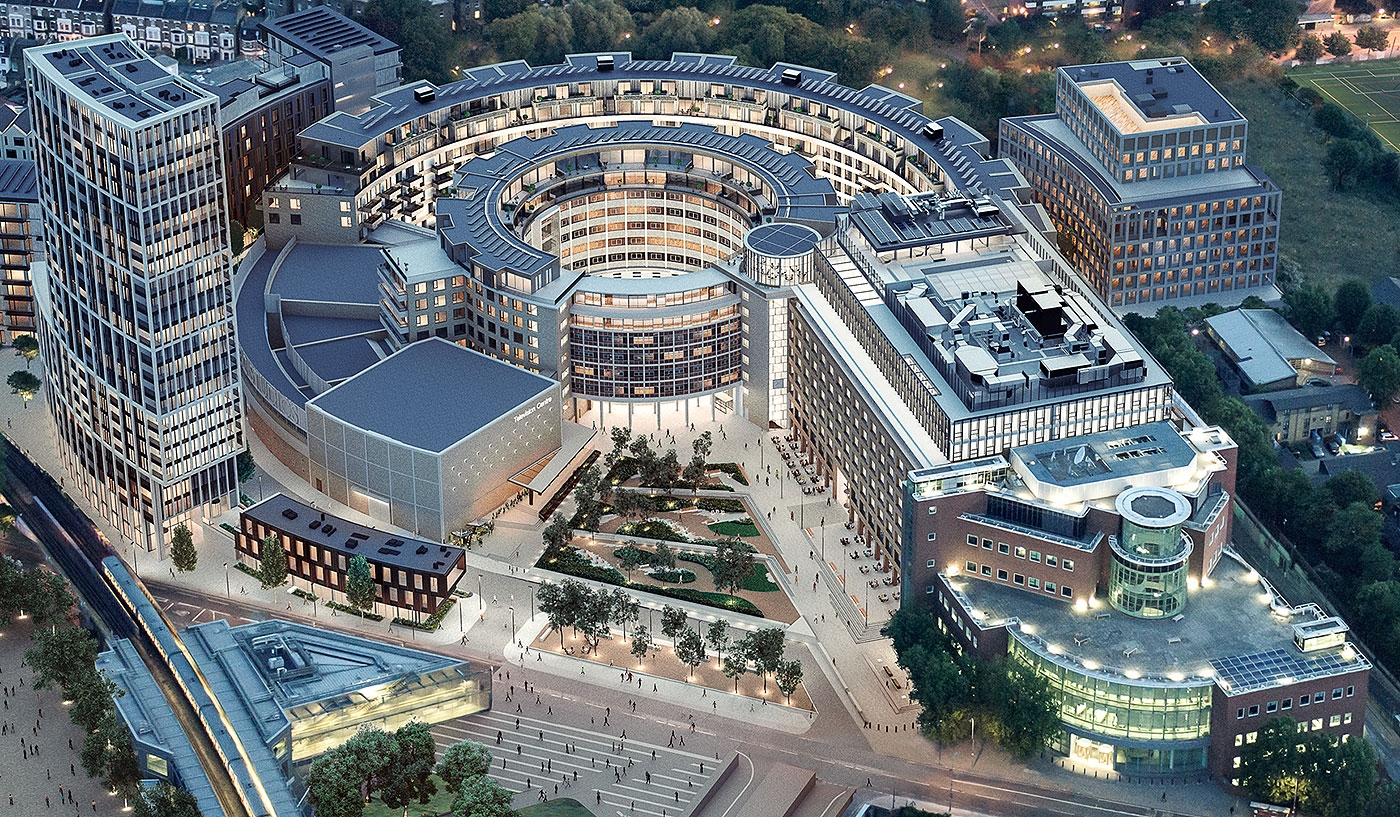 The Re-Birth of Television Centre - Report | Royal Television Society