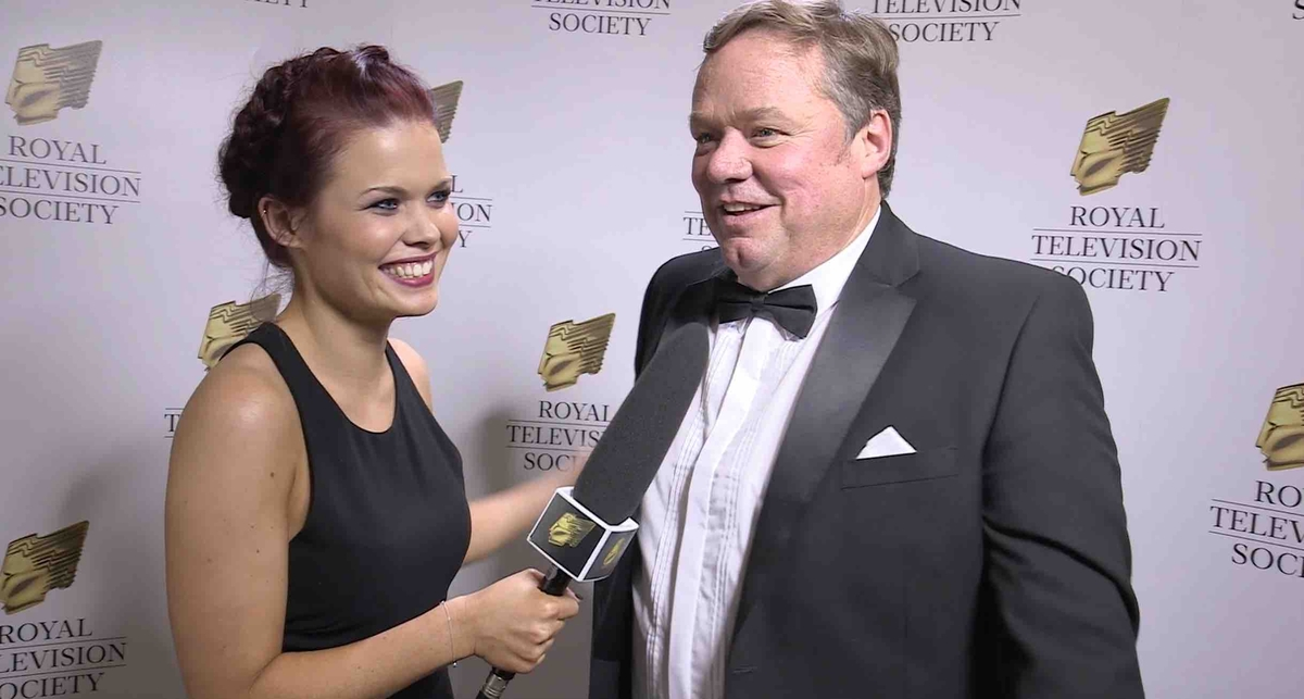 Lindsey Russell and Ted Robbins