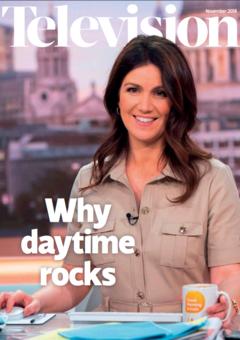 Television magazine November 2018