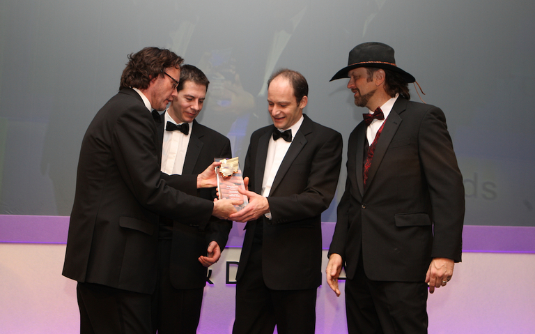 RTS Craft and Design Awards 2007-08