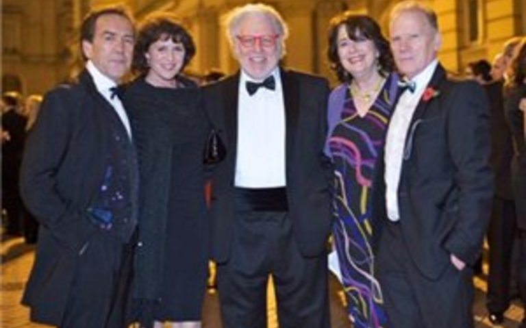 """""""Robert Lindsay and Others"""""""