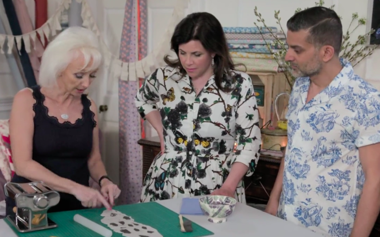 Kirstie's Celebrity Craft Masters