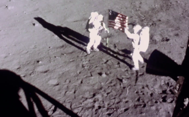 History The Day We Walked on the Moon