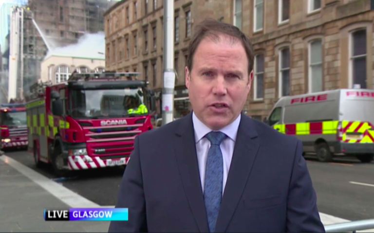 John MacKay STV News