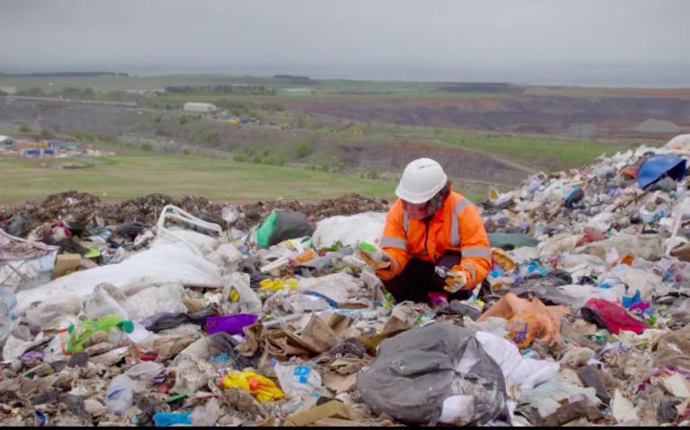 The Secret Life of Landfill: A Rubbish History