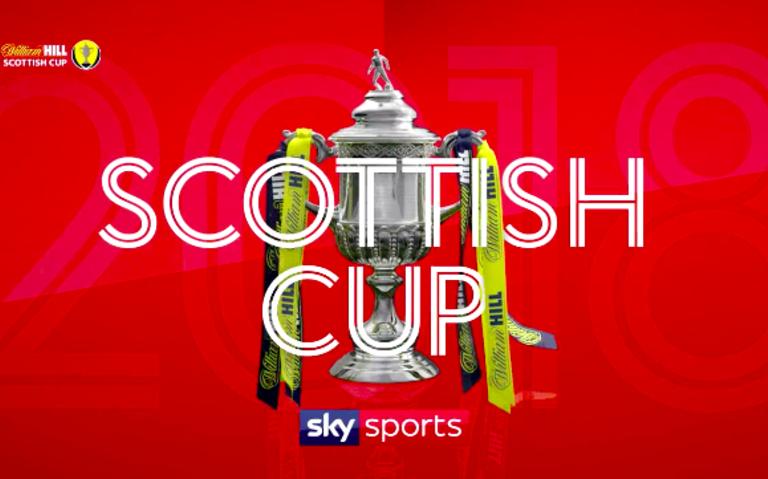 Scottish Cup Final 2018 Celtic v Motherwell