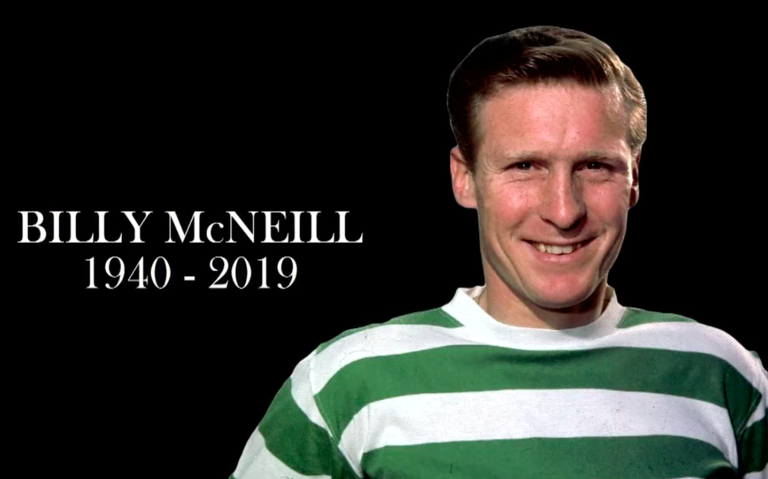 Celtic v Kilmarnock - Billy McNeill Remembered