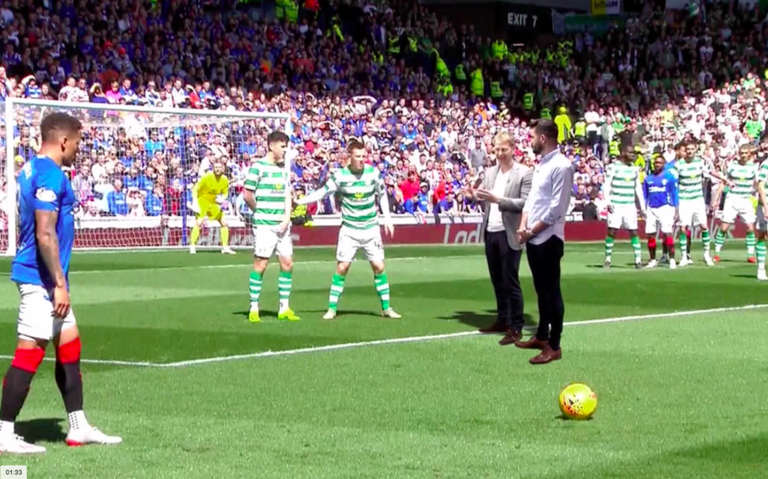 Scottish Cup Final: Hearts v Celtic