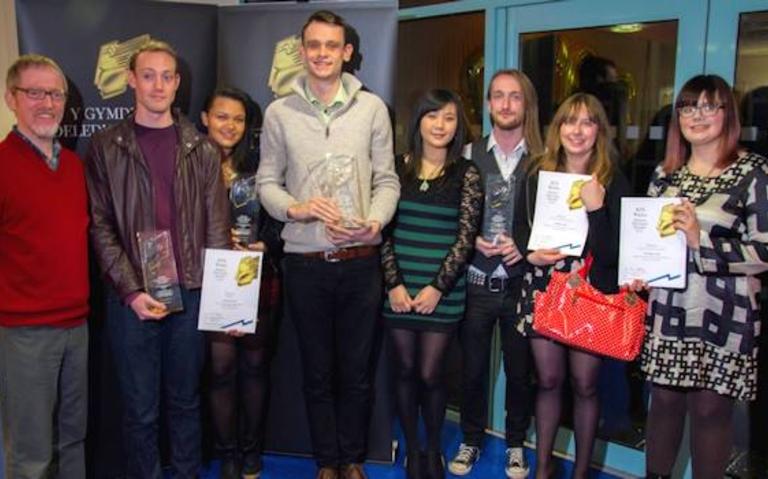 Awards 2014 winners