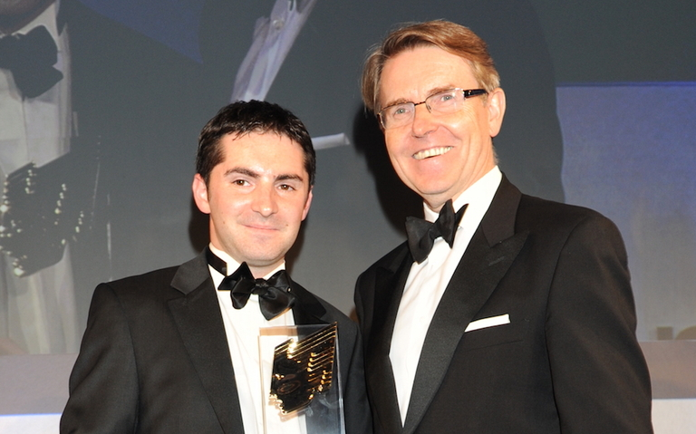 RTS Young Technologist of the Year 2013