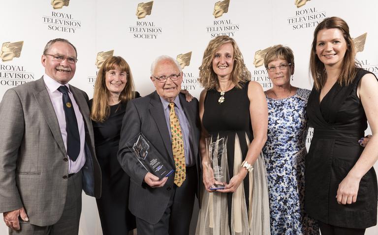 RTS Scotland Awards