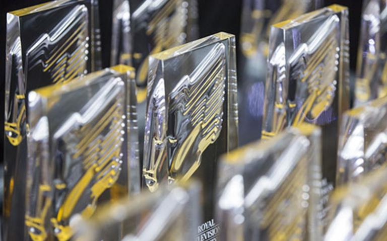 RTS NETB Awards Trophies