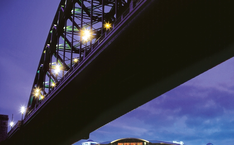 Hilton Hotel Newcastle Gateshead