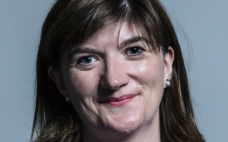 Nicky Morgan (Credit: Chris McAndrew)