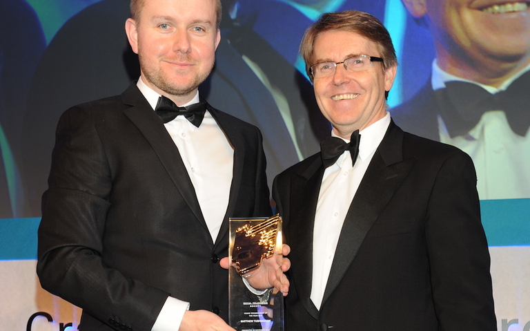 RTS Young Technologist of the Year 2012