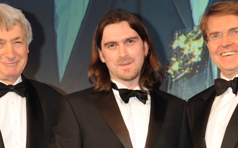 RTS Young Technologist of the Year 2011