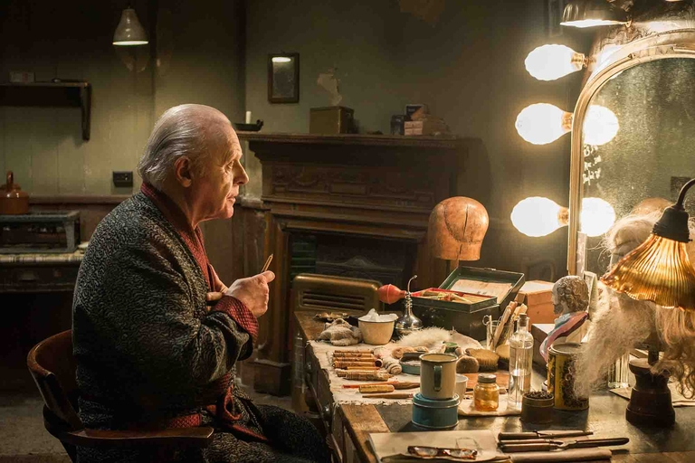 The Dresser, BBC Two, television, RTS,