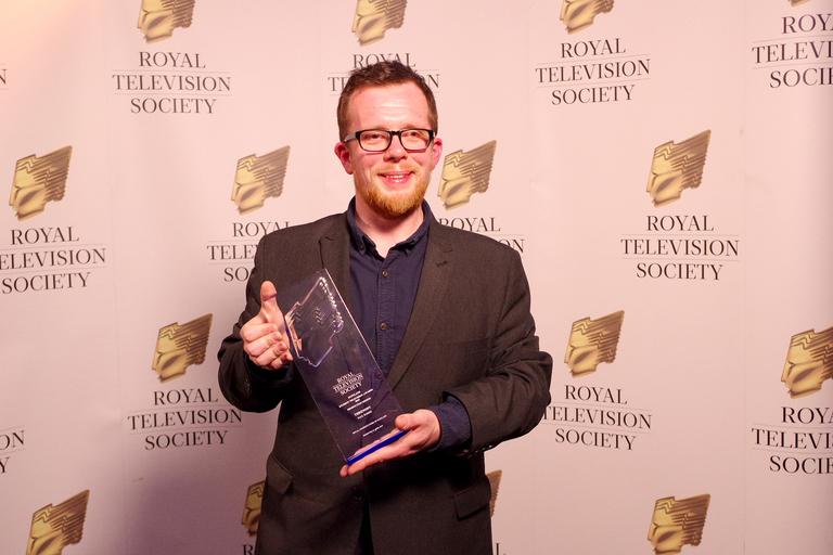 Paul Barrie, Production Design winner