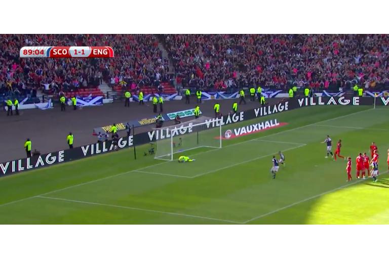 Sky Sports - Scotland v England