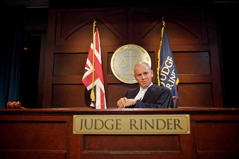 ITV, ITV Studios, television, Judge Rinder, daytime,